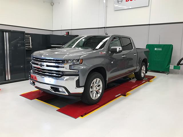 Workshop & Vehicle Hire