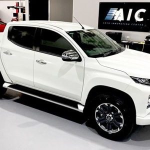 The latest addition to the AIC fleet is a 2020 Mitsubishi Triton! If you are interested in doing product testing or need scan data from this vehicle please contact us.